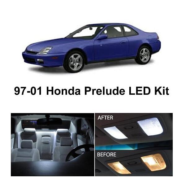 LED Interior Lights For Honda Prelude 97 01 Auto