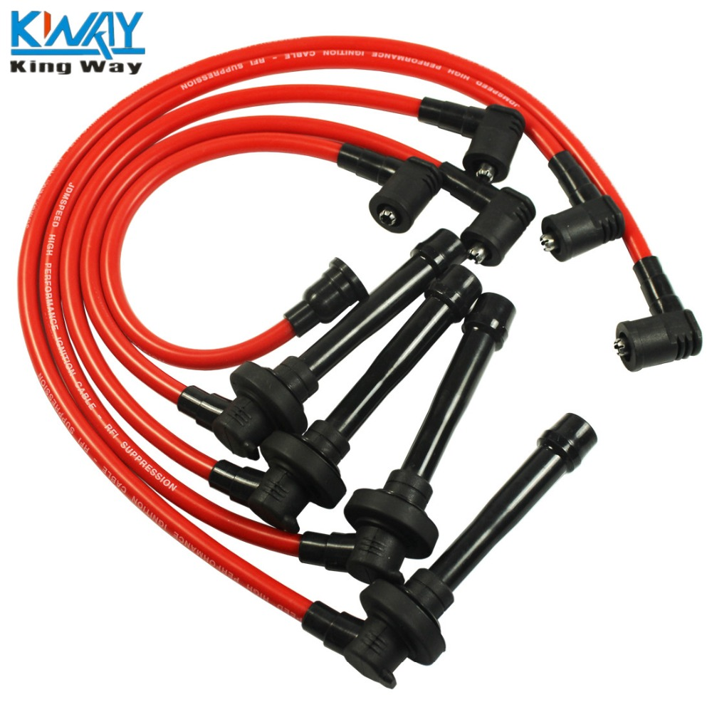 FREE SHIPPING King Way Spark Plug Wire Set For HONDA ...