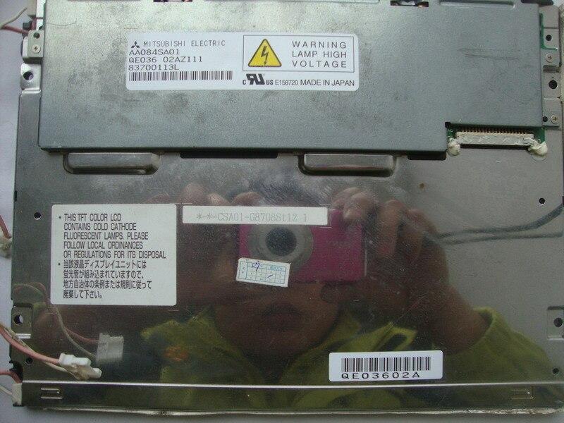 Original A+ Grade AA084SA01  LCD Display   800 rgb*600 svga for  MitsubishiOriginal A+ Grade AA084SA01  LCD Display   800 rgb*600 svga for  Mitsubishi