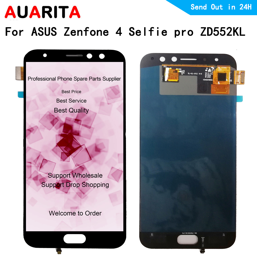LCD pour ASUS Zenfone 4 Selfie pro ZD552KL Z01MD 5.5