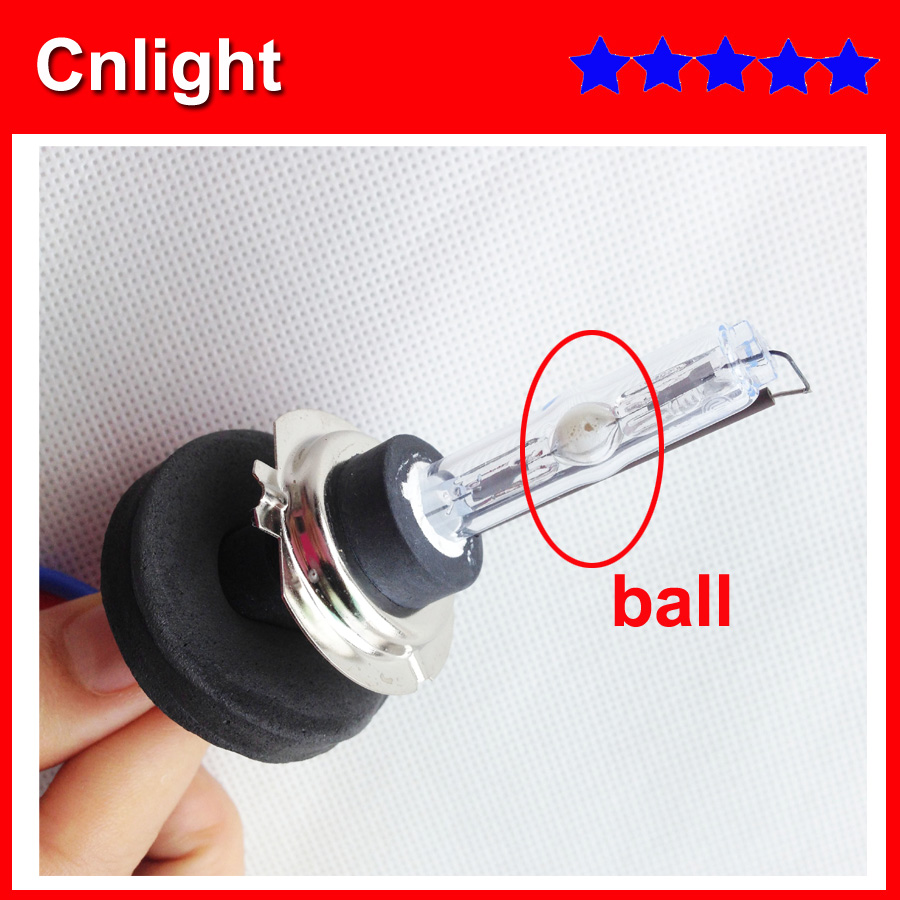 car headlight HID bulb cnlight 35w ball bulb hid xenon lamp H1 h3 h7 h8 h9 h10 h11 9005 9006 hb4 880 881 for hid kit 12v 24v