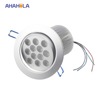 24v Rgb Spotlight Led Downlight 36w Surface Mounted Recessed Ceiling Lights Lamp For Home Decoration Aluminum