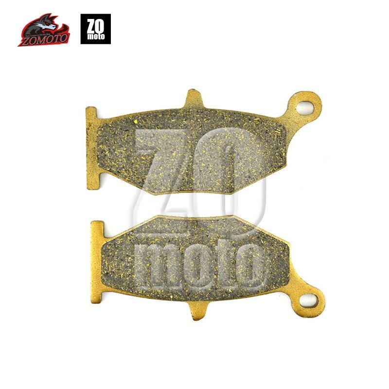 Motorcycle  Disc Brake Pads FA419 fit for REAR SUZUKI STREET GSXR 600 K6 06-10 DL1000 AL4 14-16  GSX 1300 RK8 08-12 motorcycle disc brake pads fa473 fit for can am spyder rs ses 990cc 08 09 phantom black