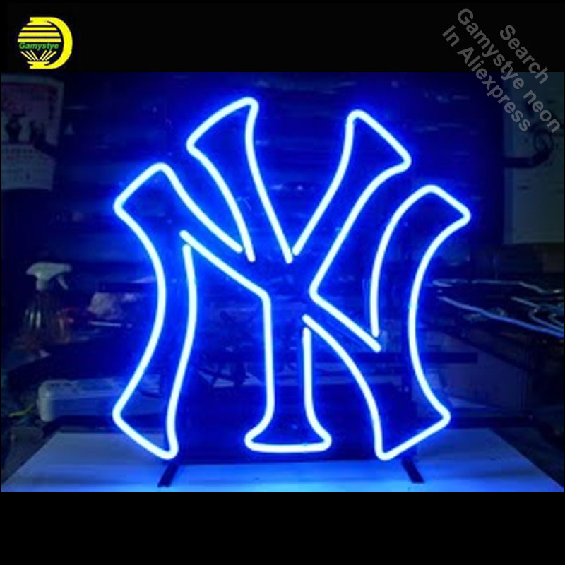 Neon Sign for New Yor Classic Neon Bulbs sign Iconic handcraft neon signboard Decorate Room neon light Sailing anuncio luminosNeon Sign for New Yor Classic Neon Bulbs sign Iconic handcraft neon signboard Decorate Room neon light Sailing anuncio luminos