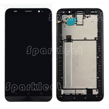 5.5″ LCD With Frame For Asus Zenfone 2 ZE551ML Z00AD Z00ADB Z00ADA LCD Display Touch Screen Digitizer Assembly Replacement