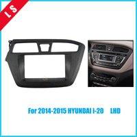 2Din Car Radio Fascia For 2014 2015 HYUNDAI I 20 I20 I 20 Left Peptide LHD