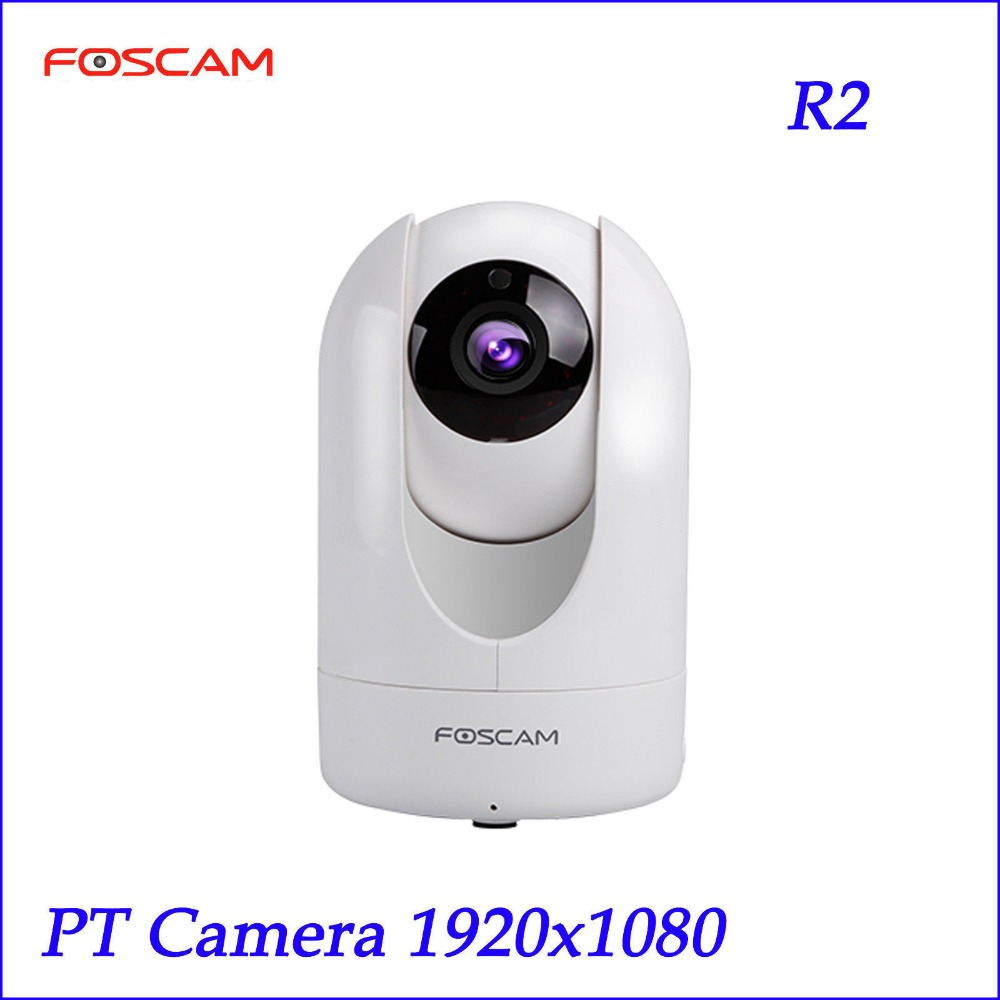 Foscam R2 1080P 2.0 MP FHD Wireless P2P IP Surveillance Camera With 26 Feet of Night Vision WIFI Camera