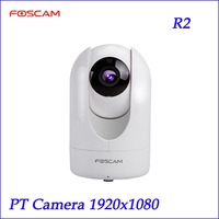 In Stock Newest Foscam R2 1080P 2 MP FHD Wireless Plug Play IP Surveillance Camera With