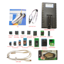 TNM5000 USB EPROM Programmer flash memory recorder+15pc socket,support laptop IO,NEC device,NAND,EEPROM,Microcontroller,PLD,FPGA