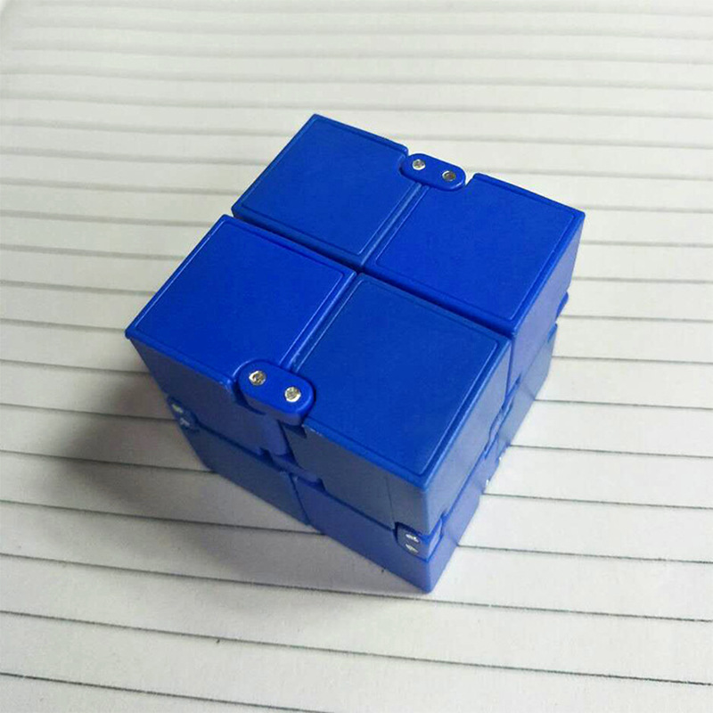 Toys Anti-Pressure-Toy Magic-Cube Stress-Relief Anxiety EDC Mini Blocks Best-Gift Funny img3