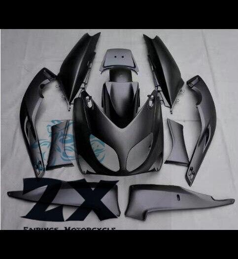 Carénages complets pour Yamaha TMAX 500 2001-2007 t-max ABS Kit plastique Injection moto carénage TMAX500 2001 2002 2003 2004