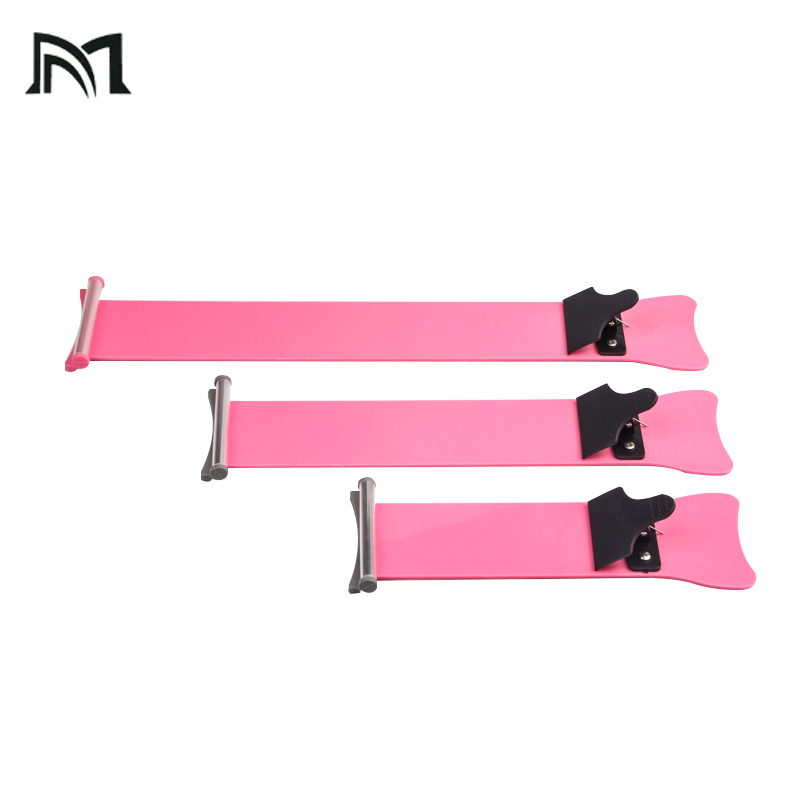 3 Sizes Professional Salon Coloring Plate Board 35cm 45cm Hair Dyeing Paddle For Long And Short Hair Styling Tools With Gift Box