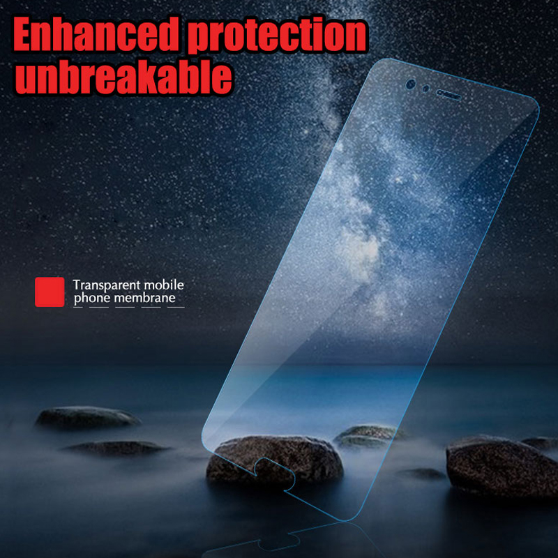 0 2mm Premium Tempered Glass for Huawei Honor 6A 6C 6X 7X 9 Lite Screen Protector Film For Huawei P9 P10 P20 Mate 9 10 Coverage in Phone Screen Protectors from Cellphones Telecommunications