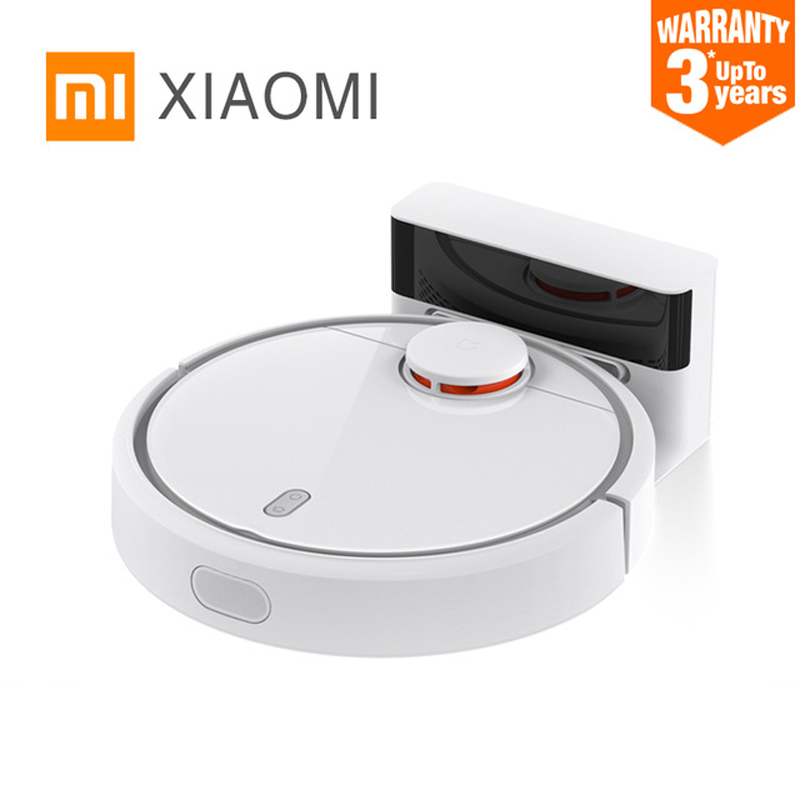 Xiaomi Mi новый оригинальный 2018 робот пылесосы для автомобиля дома фильтр пыли стерилизовать ролик кисточки Smart планируется телефон дистанцион