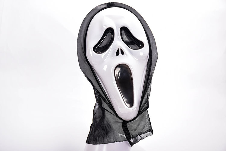 HTB1QtstaBWD3KVjSZKPq6yp7FXae - Horror Grim Reaper Accessories Pennywise Horror Clown Halloween Cosplay Screaming Costume