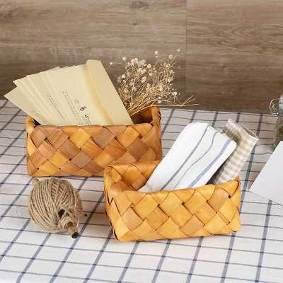 Cesta de madeira feitos à mão, cesta de alimentos, cesta do armazenamento feito de madeira natural pura, caixa de armazenamento frete grátis