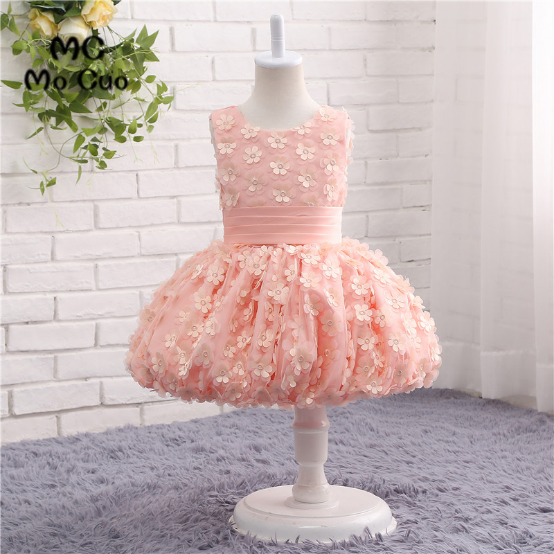 kids prom dresses Ball Baby dresses for girls first communion ...