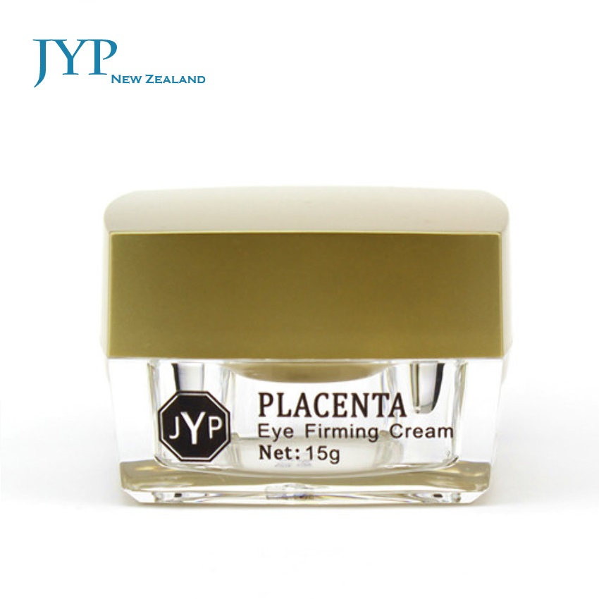 100%NewZealand JYP Sheep Placenta Eye Firming Cream Anti-Puffiness Reduce Dark Circle Anti Aging Moisturizing Eye care treatment iznc znc 021 universal dual usb ac power charger adapter for iphone ipad gold us plug
