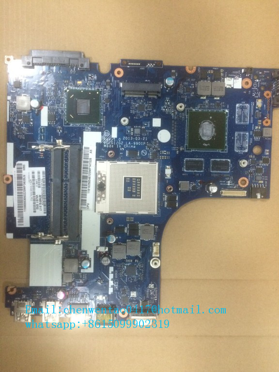 G500S non-integrated motherboard for L*enovo laptop G500S LA-9901P