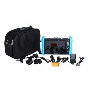 Image 5 - Seesii 9800 プラス 7 インチ 1920*1200 ip カメラテスター 4 18k 1080 ipc cctv モニタービデオオーディオ poe テストタッチスクリーン hdml ディスカバリー 8 ギガバイト