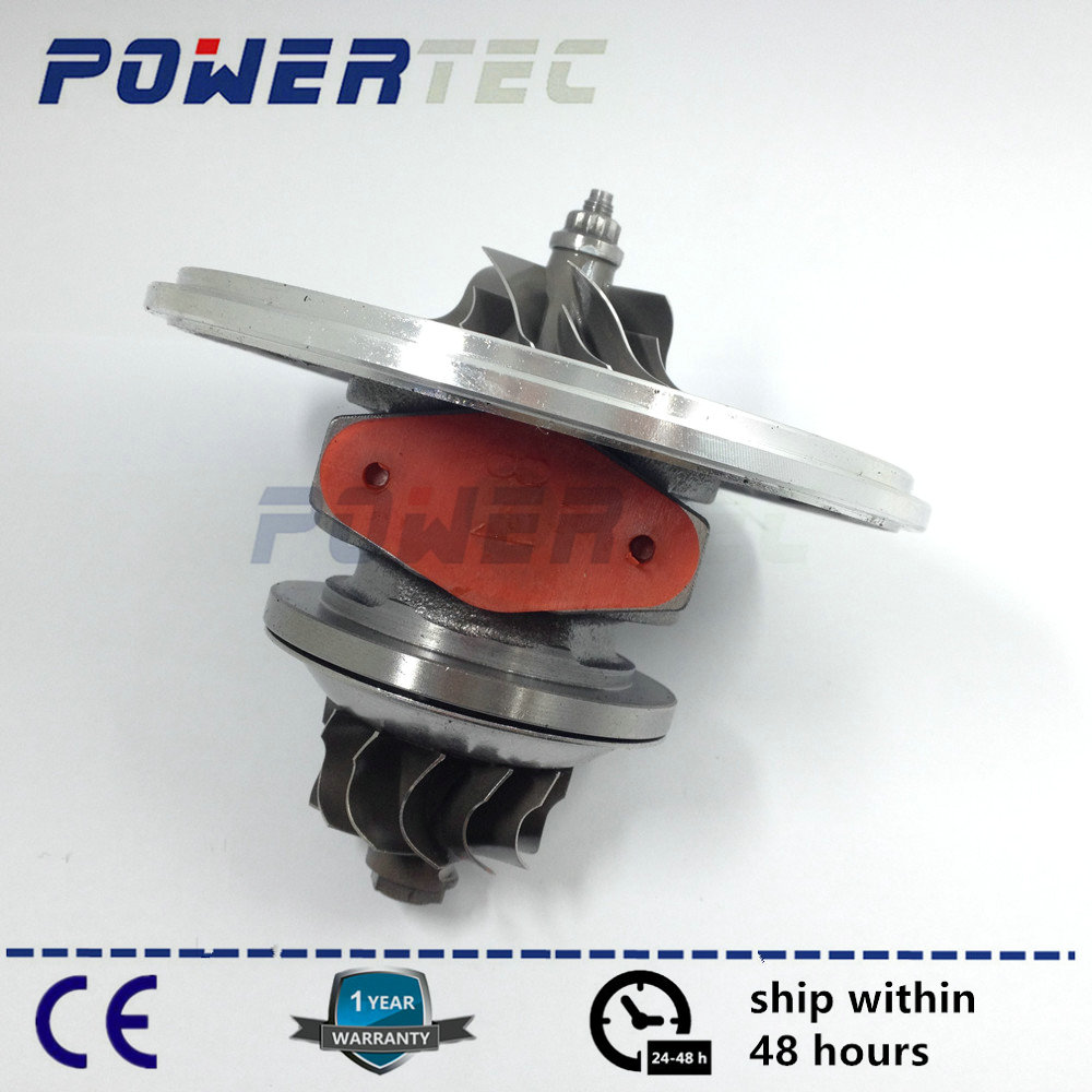 GT1546S Auto turbocharger cartridge core For Peugeot 206 / 307 / 406 / Partner 2.0 HDI - turbine CHRA 706977 0375E0 0375H7 картридж superfine sf cf283x 737