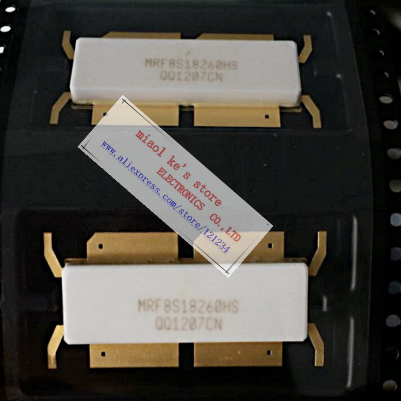 MRF8S18260HS MRF8S18260HSR6 [ RF POWER MOSFETs ] 1805 1880 MHz, 74 W AVG., 30 V