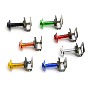 Image 5 - Tornillos de carenado para accesorios de motocicleta para Ducati 996B 996S 996R 998B 998S 998R 999S 999R 5 piezas tornillos de carenado de 6mm