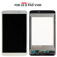 8.3'' For LG G Pad 8.3 V500 Wifi and 3G Version Panel LCD Combo Touch Screen Digitizer LCD Display Assembly Tablet Repair Parts