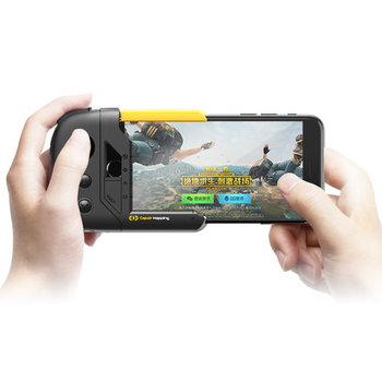 Flydigi pubg kontroler do gier na telefon komórkowy osy Gamepad przenośny GamePad do system ios bezprzewodowy pilot bluetooth gamepad tanie i dobre opinie Brak Gamepady WASP-X WASP-N WASP-N(for iphone mobile 6-8 series) WASP-N(for iphone mobile X) Brandnew None iPhone series