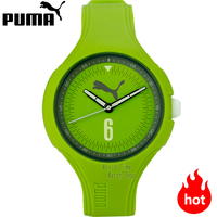 PUMA RELOJ serie de ondas de impresión personalizada estándar movimiento dial mujer reloj PU911201002 PU911201005 PU911201004