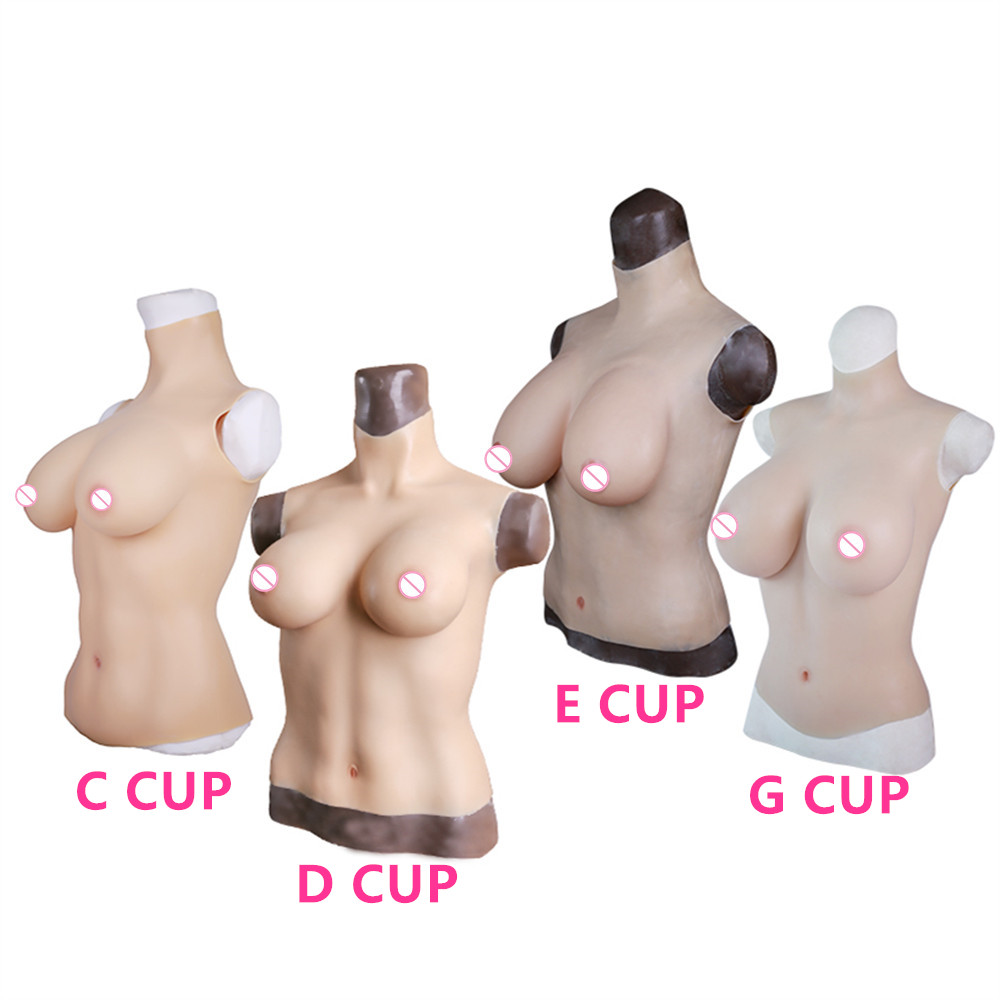 C D E G Cup Liquid Fillers Artificial Silicone Breast Forms Fake Boobs For Crossdresser Cosplay Transvestite Shemale Transgender d cup liquid silicone fillers huge boobs fake silicone breast forms for shemale sissies transgender crossdresser drag queen