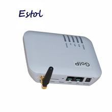 DBL GOIP 1 чип GSM шлюз(изменение IMEI, 1 sim-карта, SIP& H.323, PPTP). SMS GSM VOIP шлюз-продвижение