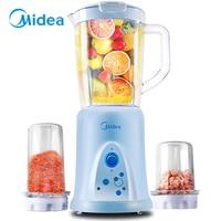 Midea Household Multifunctional Mini Portable Fruit Vegetable Juicer Stir Grinding Ground Meat Blender Juice Machine