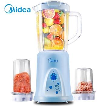 все цены на Midea Household Multifunctional Mini Portable Fruit Vegetable Juicer Stir Grinding Ground Meat Blender Juice Machine