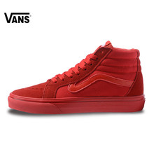 VANS OldSkool Classique hommes Sneakers Fourgonnettes Toile Sport  Chaussures Taille Rouge pour Hommes M-VN04JGZ3EHG 40-44 e45f1e9f5a1