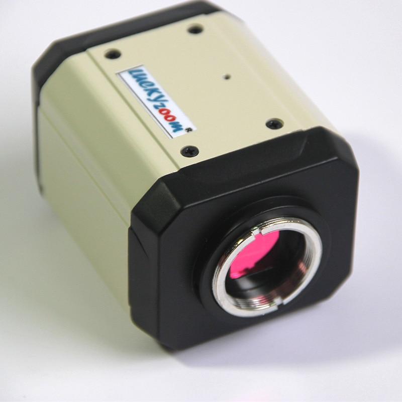 Lucky Zoom Márka 2.0MP HD digitális mikroszkóp kamera VGA USB AV - Mérőműszerek - Fénykép 3