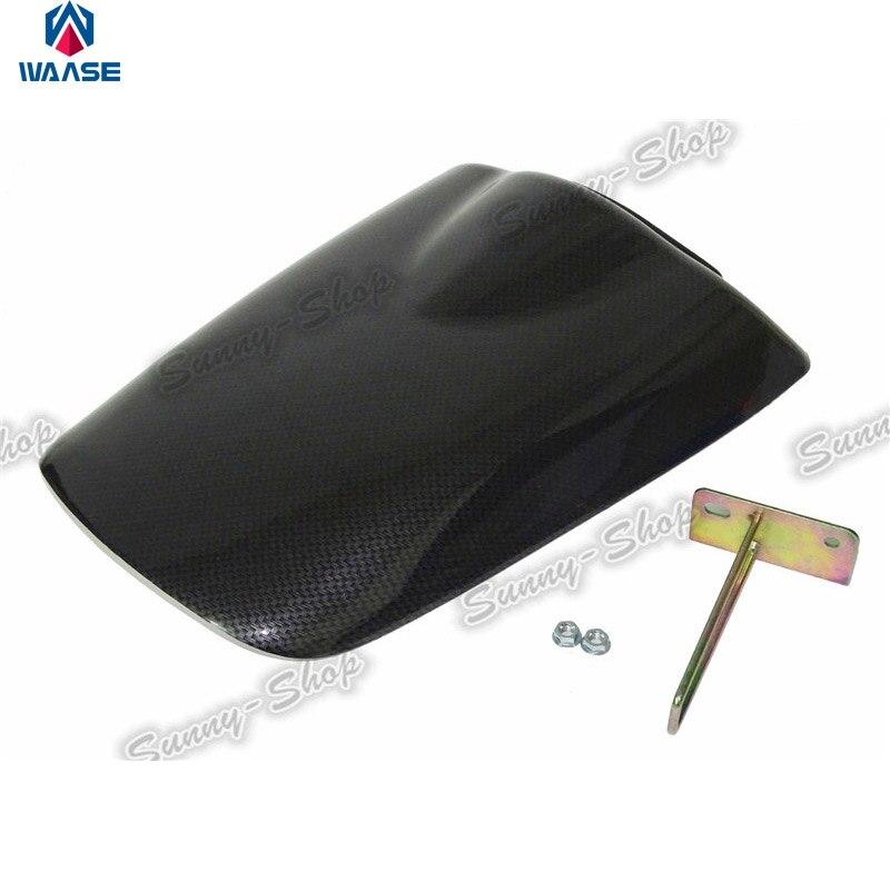 Pièces de moto housse de siège arrière coussins Section de queue carénage capot noir pour 2000 2001 Honda CBR929RR CBR 929 RR accessoires