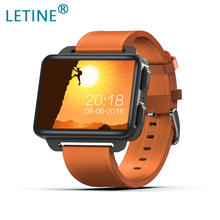 DM99 3G GSM smartwatch Android 5.1 OS 1GB RAM 16GB ROM 2.2 inch IPS screen built in GPS Wifi BT4.0 for Apple iphone android