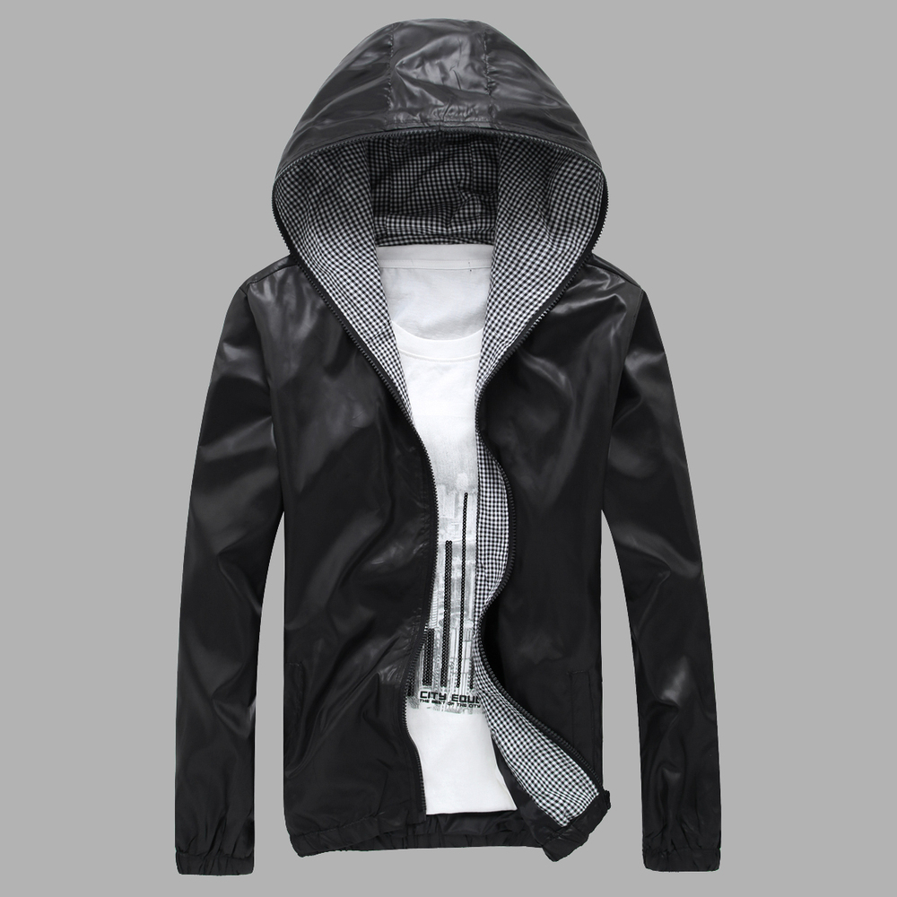 Mens jackets sale - 2017 Real Sale Cotton Regular Mens Jackets And Coats Fashion Chaqueta Hombre Jacket Thin Casual Hooded