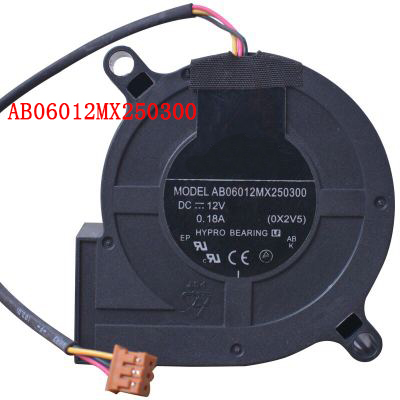 New Original Projector fan 12V AB06012MB250300 OL2A  AB06012MX250300 OX2V5  AB05012DX200300 OXL1B AB05012DX200600 OXC Cooler fan|Fans & Cooling| |  - title=