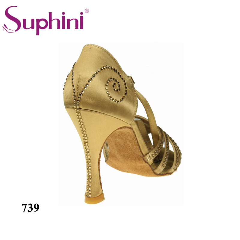 FREE SHIPPING Soft Dance Shoes zapatos de baile latino mujer, Woman Latin Dance Shoes 739 цены онлайн
