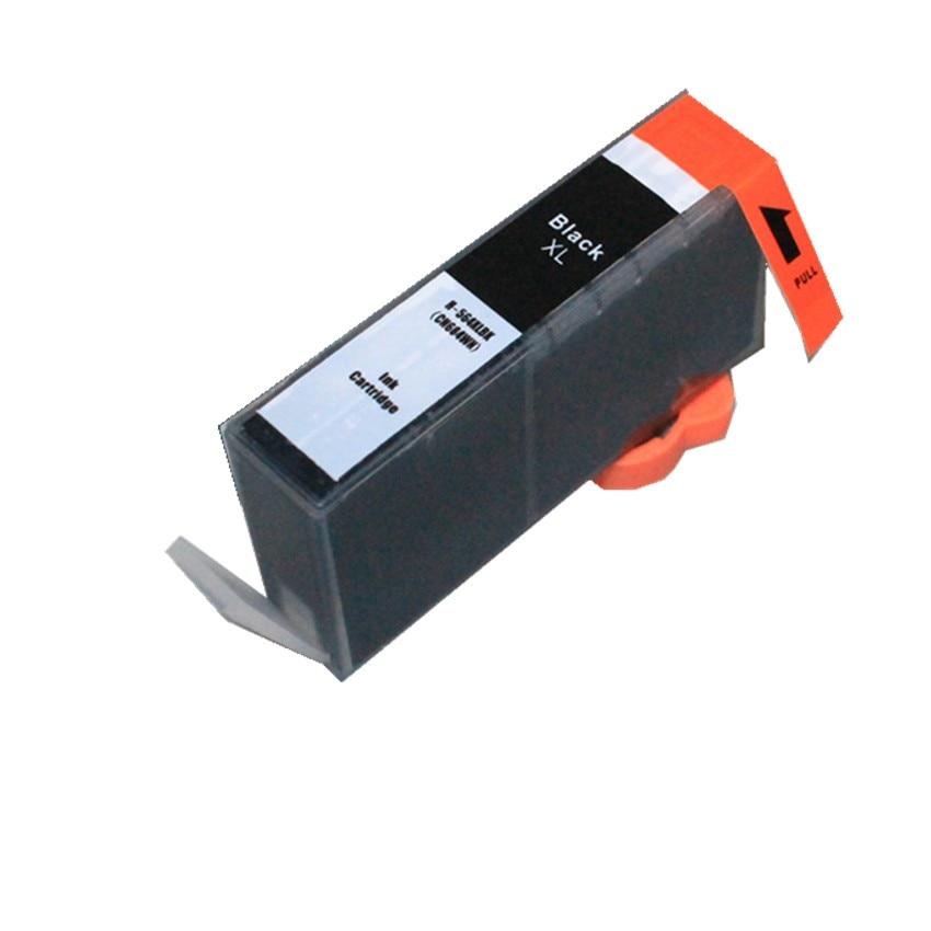 Картридж для принтера BlOM, совместимый с HP 655 XL 655bk, чернильный картридж для HP Deskjet ink Advantage 3525 4615 4625 5525 6520 6525