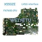 X550ZE FX7600cpu LVD...