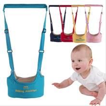 Baby Walker Toddler Harness Assistant backpack Leash for Children Kids strap Learning Walking Baby Belt Child Safety Reins(China)