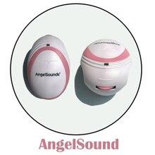 3 unids directos CE & FDA Fábrica doppler fetal, ecografía bolsillo monitor fetal, monitor de el monitor prenatal, ángel sonido