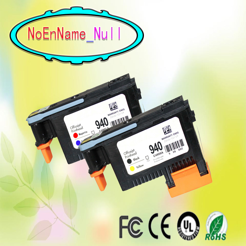 for hp940 Print head Remanufactured for HP 940 Printhead C4900A C4901A for HP officejet pro 8000 8500 8500A plus printer
