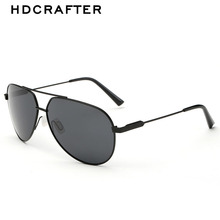 HDCRAFTER famous brand polarized sunglasses unisex fashion Luxury Brand designer sunglasses for men/women UV400 oculos 2017
