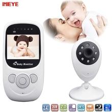 IMIEYE 720P Wireless Infant Radio Babysitter Digital Video Camera Sleeping Monitor Night Vision Temperature Display Radio