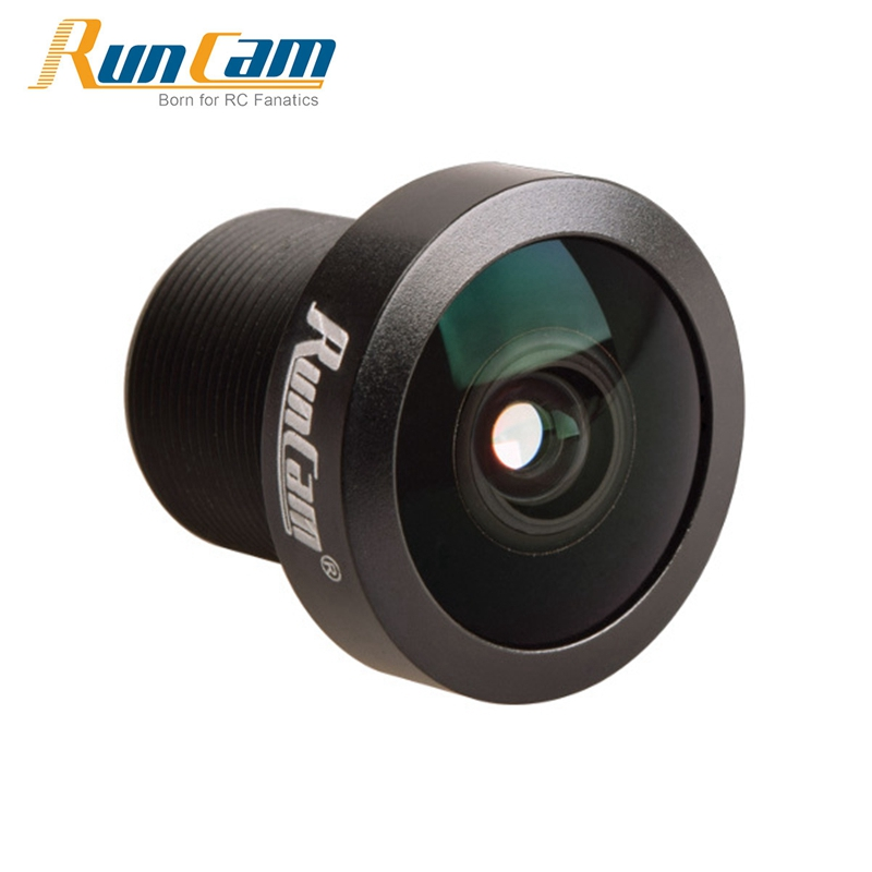FOV 130 Degree 1/1.8 2.5mm Wide Angle FPV Camera Lens for RunCam Eagle2 Eagle 2 16:9 For Action Cam Spare Parts Accessories