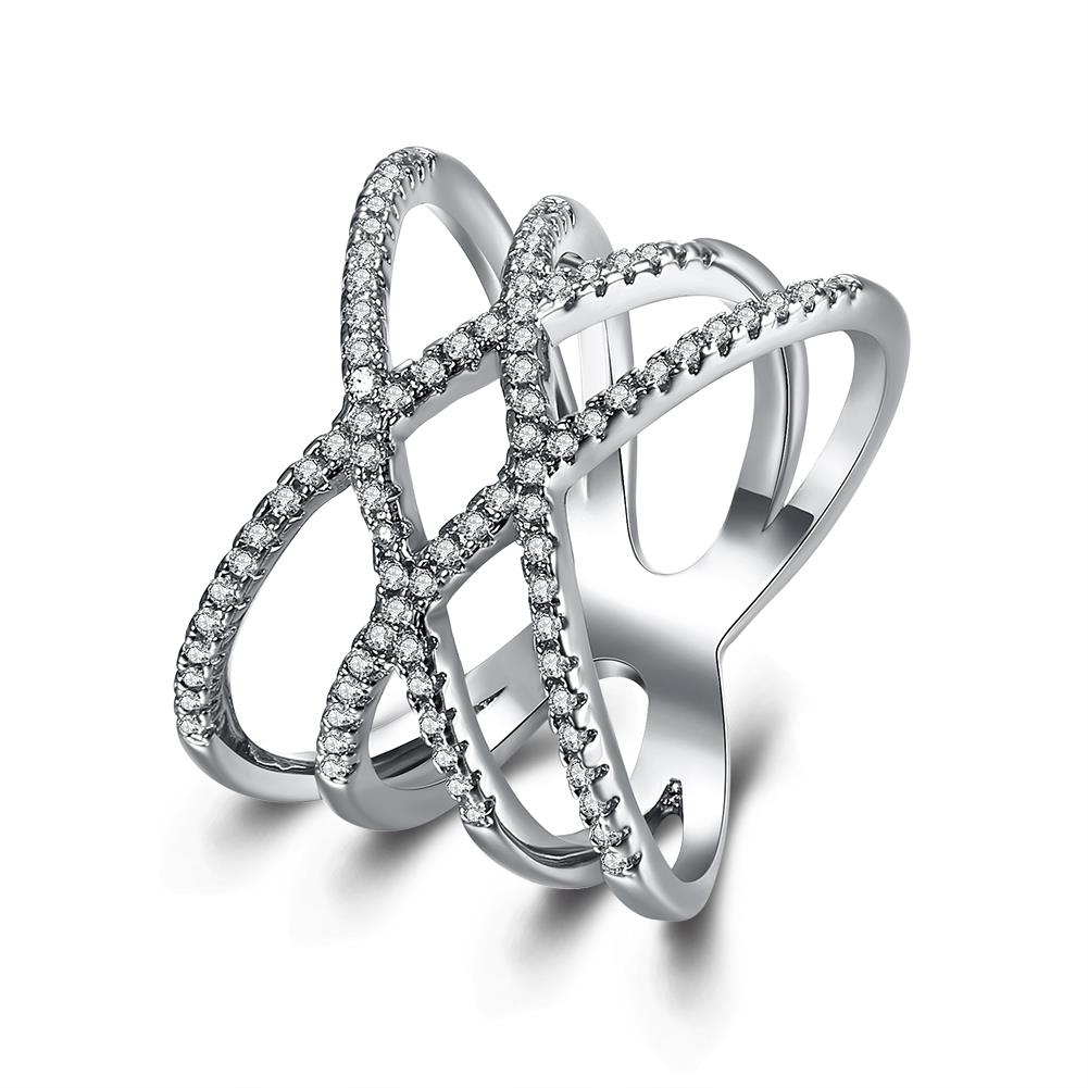 cross ring for jewelry factory wholesale hollow